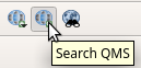 Search QuickMapServices for basemaps in QGIS
